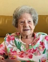 Elaine Theobald  July 31 1924  July 22 2019 (age 94)