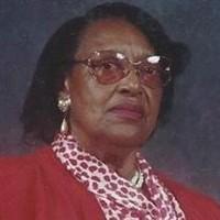 Geraldine B McCray  June 26 1926  July 13 2019