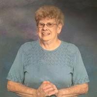 Mrs Joan Agnes Breiten  November 23 1932  July 23 2019