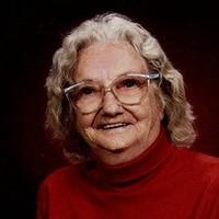 Edith Margeret Burk  February 5 1921  July 25 2019