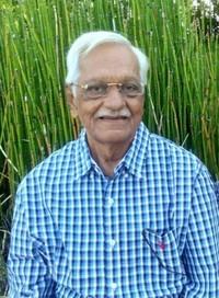 Kishorchandar Nanalal Thanki  January 28 1942  July 24 2019