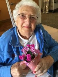 Mabel Irene Isch Spiker  March 14 1924  July 25 2019 (age 95)