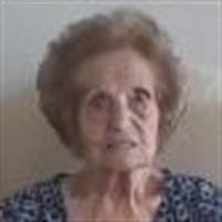 Eugenia Tzortzopoulos  February 18 1916  July 24 2019