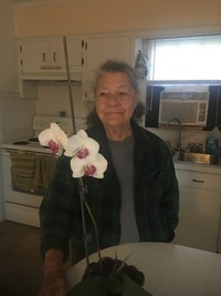 Evelyn Louise Gilliland  March 9 1942  July 25 2019 (age 77)