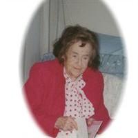 Laura Mae Copeland  February 18 1918  June 26 2019