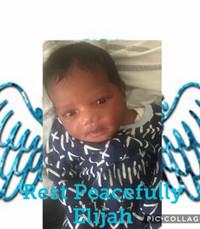 Elijah Terrell Hobbs  Sunday July 21st 2019