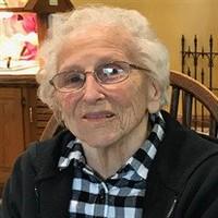 Doris  Gabric  November 14 1926  July 27 2019
