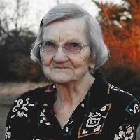 Doris Elsie Curtis of Checotah Oklahoma  April 8 1917  July 26 2019