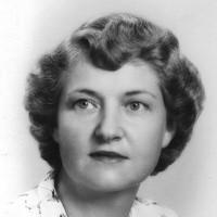 Lillian Hughes Webster  December 31 1917  July 27 2019