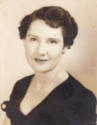 Mary Evelyn Smith  September 7 1929