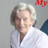 Myra June Shaw  June 2 1923  July 28 2019