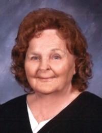Barbara Ann Glover  2019