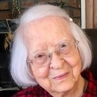 Florence Eleanor Giebler  January 13 1920  July 29 2019