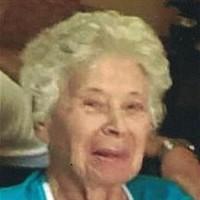 Genevieve Dobiczyski  August 16 1923  July 30 2019