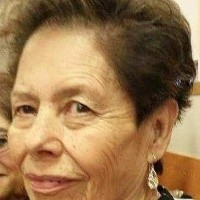 Alicia Farfan Vega of El Paso Texas  May 3 1935  August 30 2019