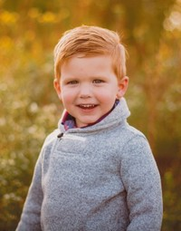 William Liam Lane  April 20 2015  July 30 2019 (age 4)