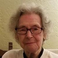Dorcas Jean O'Dell  September 29 1922  August 3 2019