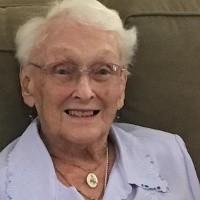 Barbara Walters Hull  October 19 1923  July 29 2019
