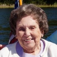 Edna Johnson of Wheaton Minnesota  July 24 2019