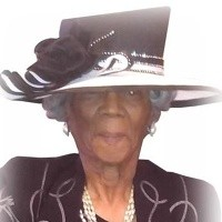 Ethel Johnson Weathers  September 15 1921  August 03 2019