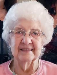 Arline E Mahoney  December 24 1923  August 6 2019