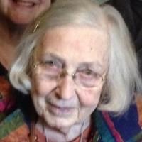 Betty Caperton Franzl  November 03 1926  August 11 2019