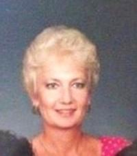 Glennis Faye Briggs Scott  Monday August 12th 2019