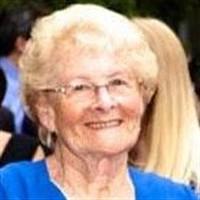 Margit Egeland  May 7 1925  August 11 2019