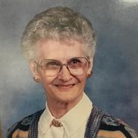 Lelah Mae Marlin  December 18 1927  August 15 2019