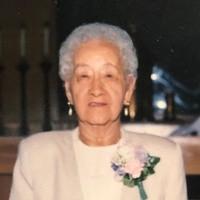 Helen C Lopez  August 12 1915  August 15 2019