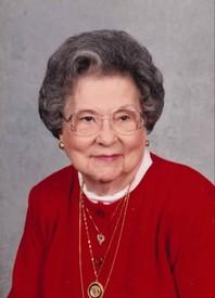 Juanita McGinnis Triplett  June 15 1919  August 14 2019 (age 100)