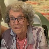 Mary Steele  July 18 1933  August 15 2019