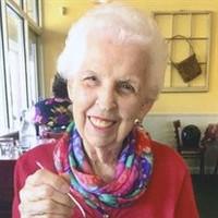 Joan Mary Ramaccia  February 8 1925  August 16 2019