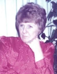 Doris Marlene Pollock  August 12 1936
