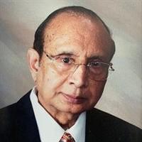 Dr Raj P Chopra MD  August 29 1932  August 18 2019