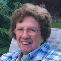 Miriam Jane Booth  October 17 1938  August 17 2019