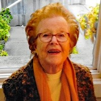 Blanche McHugh BC Collins  January 08 1923  August 20 2019