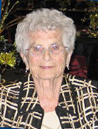 Elizabeth Baumgartner Holzer Larsen  April 25 1918  August 19 2019 (age 101)