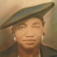 Flora Mae Washington  April 24 1927  August 17 2019 (age 92)