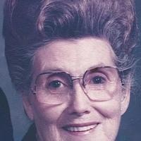 Wanda  Kirby  February 19 1925  August 21 2019
