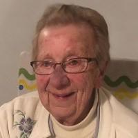 Gloria Mae Zenk  March 9 1929  August 19 2019