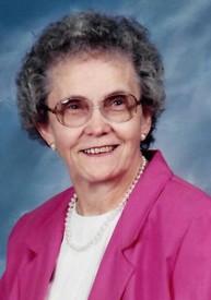 Mae Benna  January 16 1933  August 20 2019 (age 86)