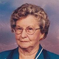 Clara Kirk  February 5 1922  August 1 2019