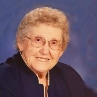 Elizabeth Betty D Bussman  September 20 1921  August 23 2019