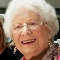Margaret E Patterson  March 20 1925  August 24 2019