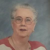 Mary Dodd  January 24 1936  August 23 2019