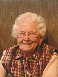 Ruby Ellen Cline Martin  January 10 1928  August 22 2019 (age 91)