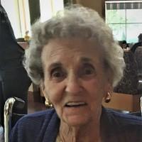 Carolyn J McCarty  June 17 1927  August 12 2019