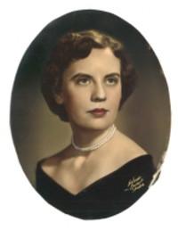 Gloria June Gryder  July 11 1930