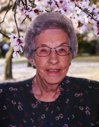 Lottie Roberts Adams  July 15 1923  August 22 2019 (age 96)